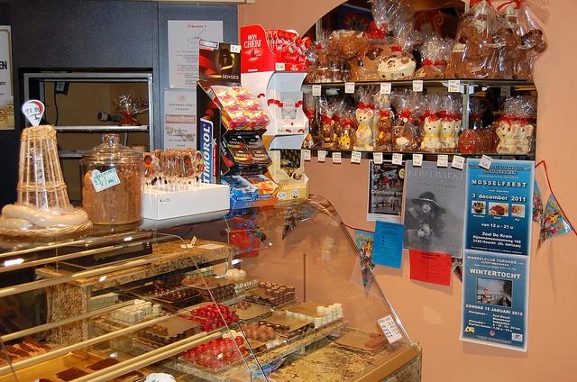 Snoepgoed en koeken