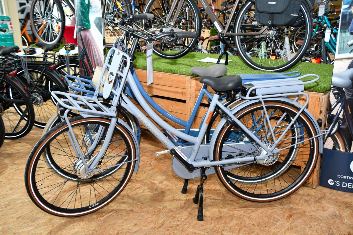 Cortina elektrische Lifestyle fiets