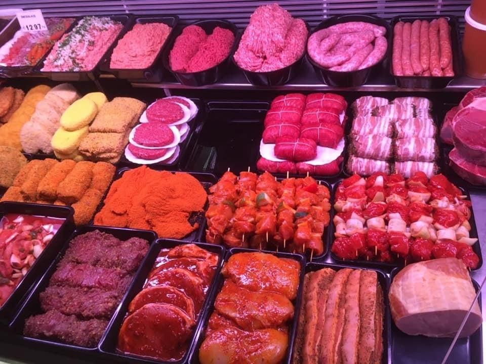 Altijd Vers vlees - beste kwaliteit