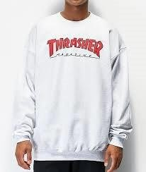 Thrasher sweaters