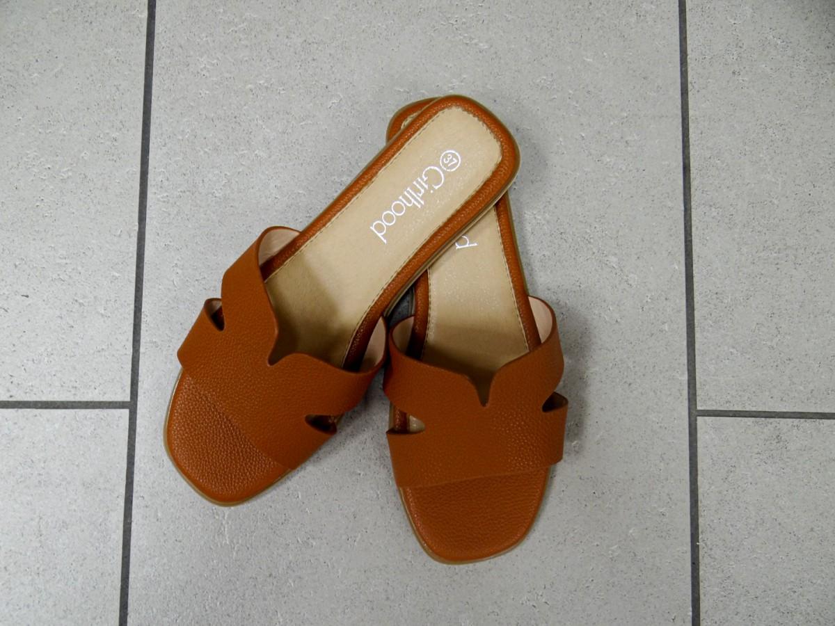 Lederen schoenen