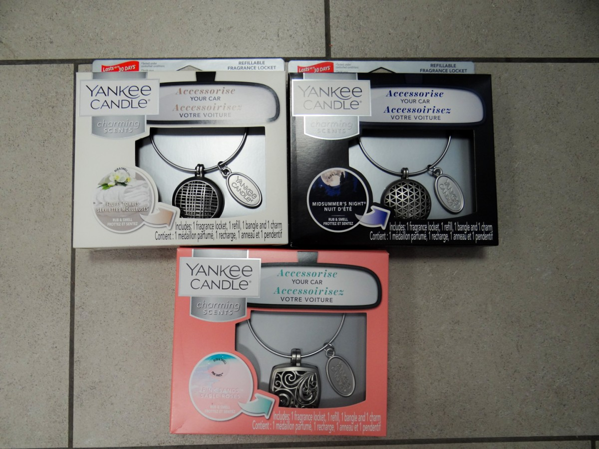 Yankee Candle Auto accessoires