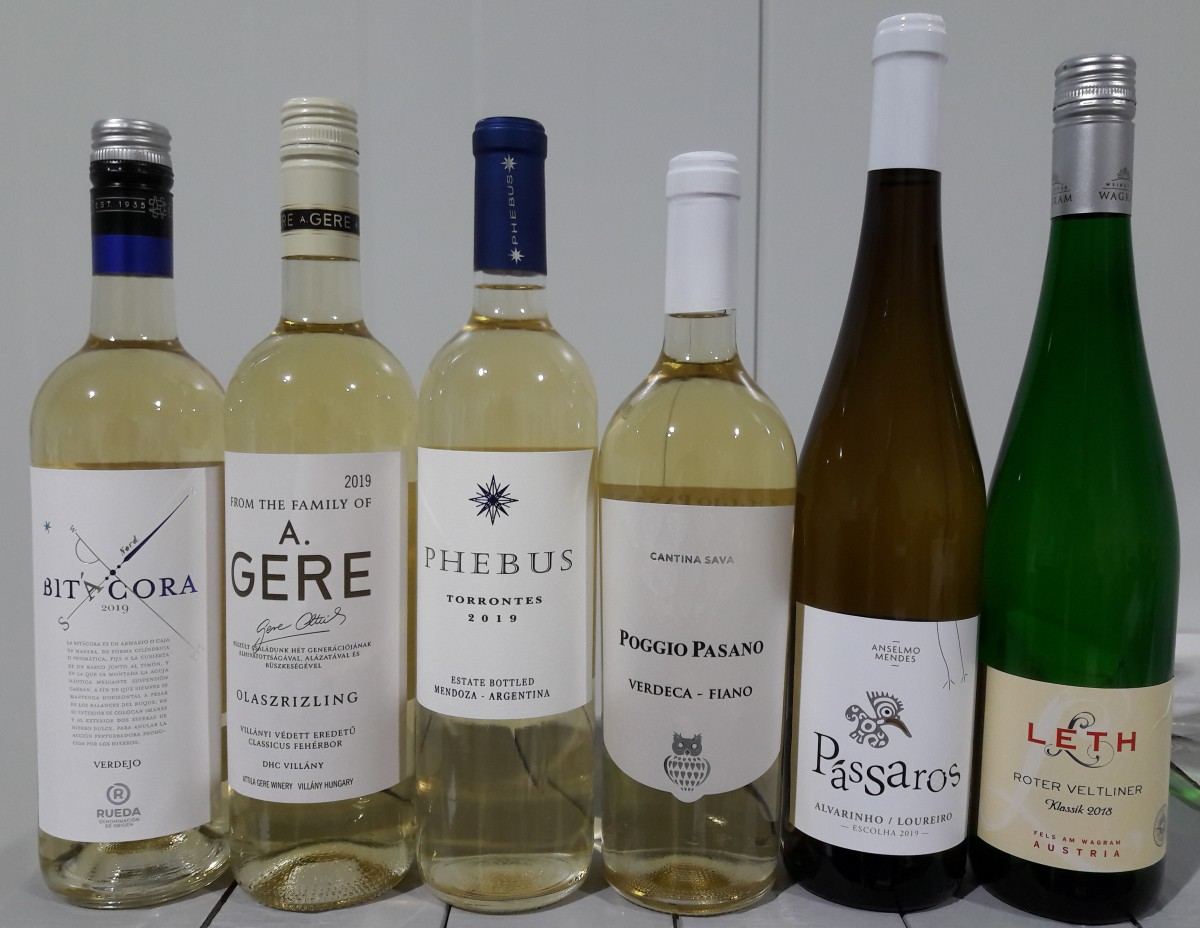 zomers ontdekkingspakket witte wijn