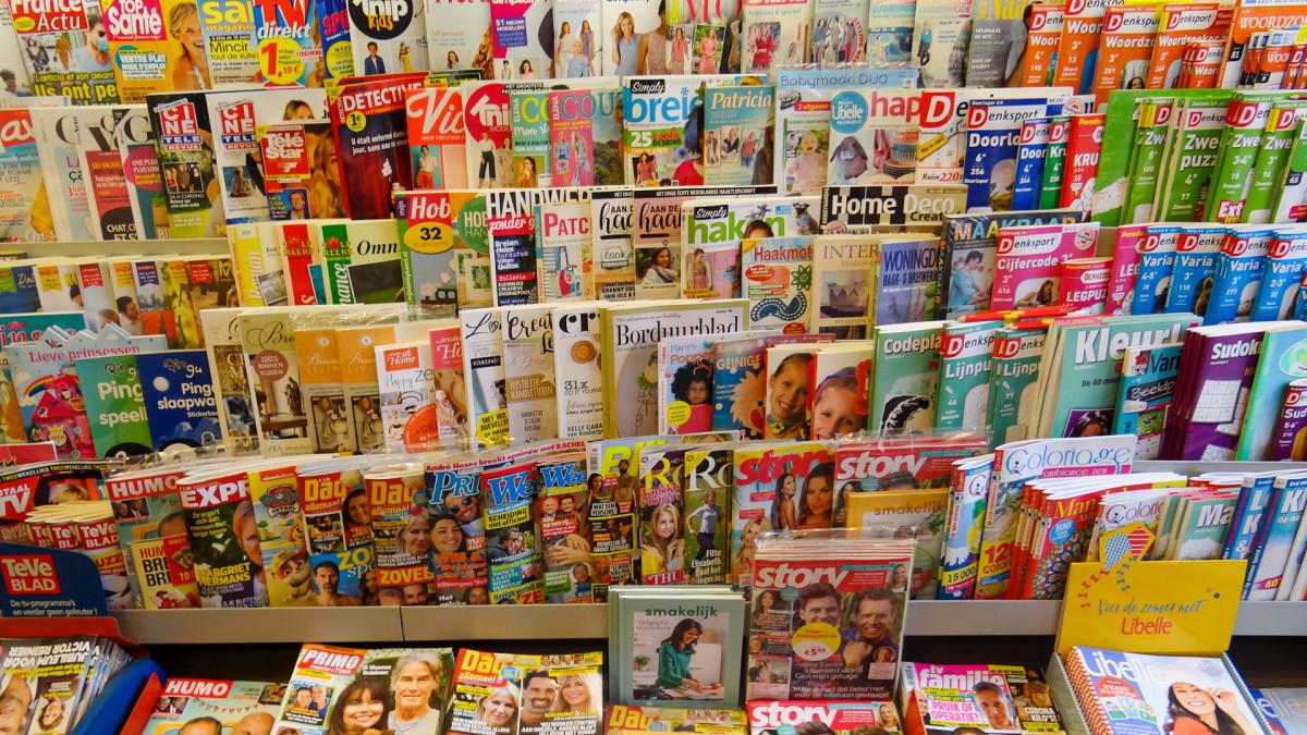 Tijdschriften en bladen
