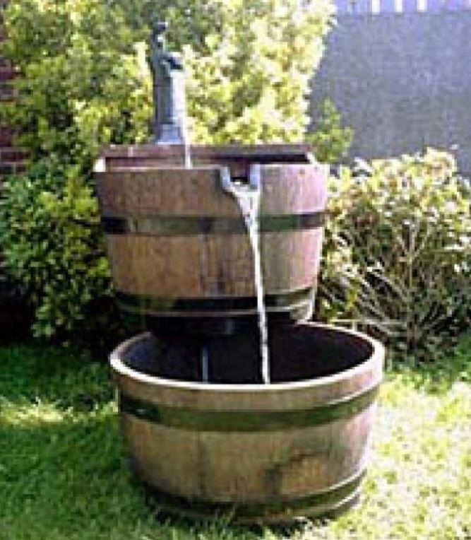 Waterpartijen tonnen