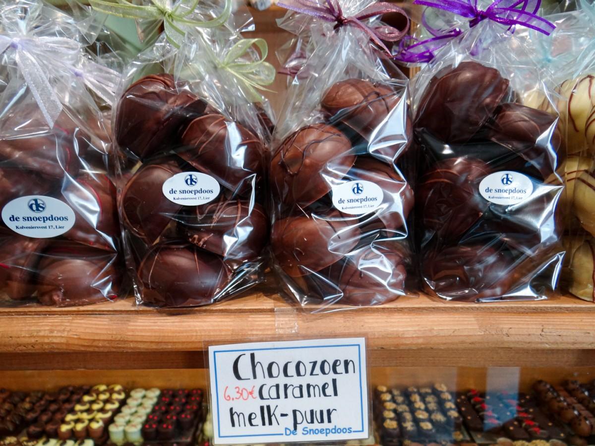 Caramel Chocozoen