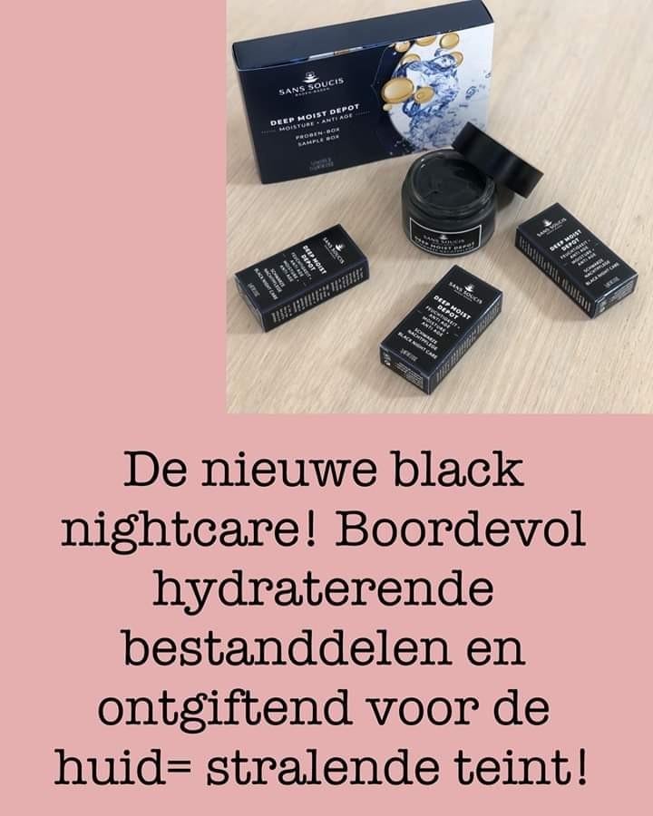 Deep moist depot dag-en nachtcrème