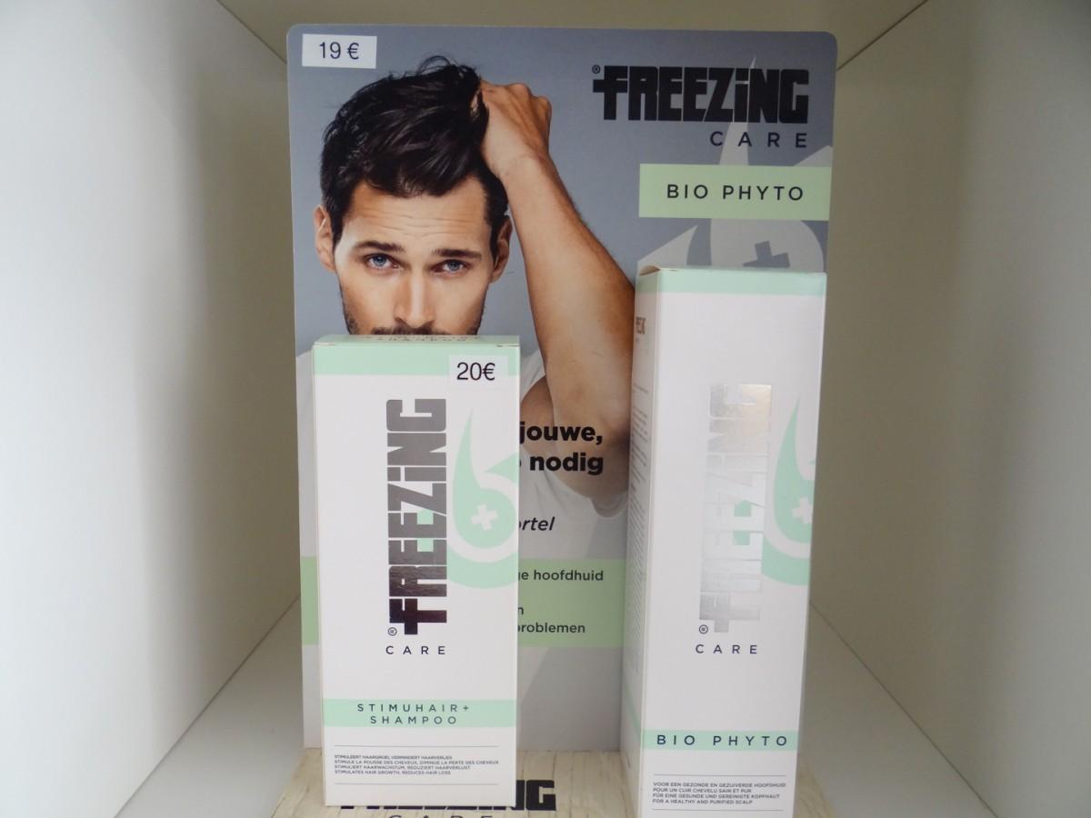 Freezing Haarshampoo