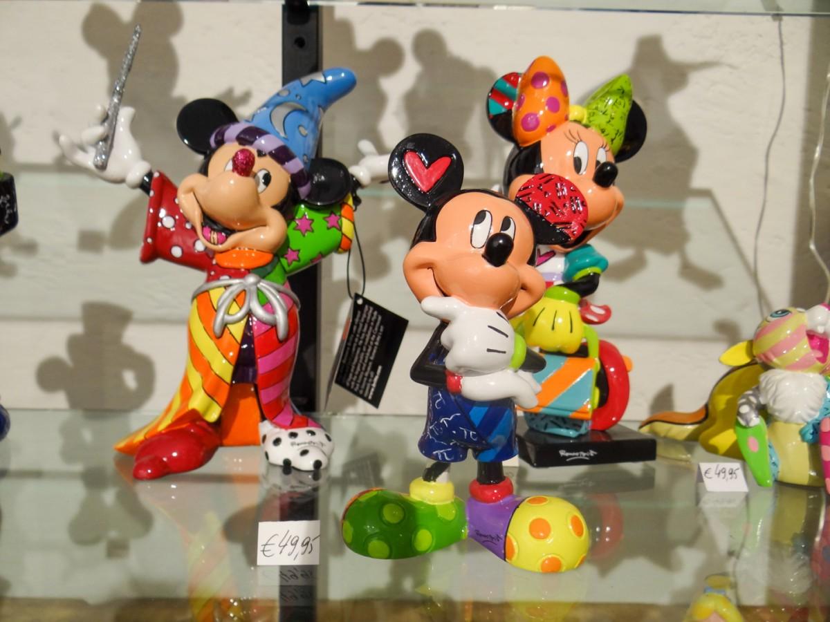 Disneyfiguurtjes