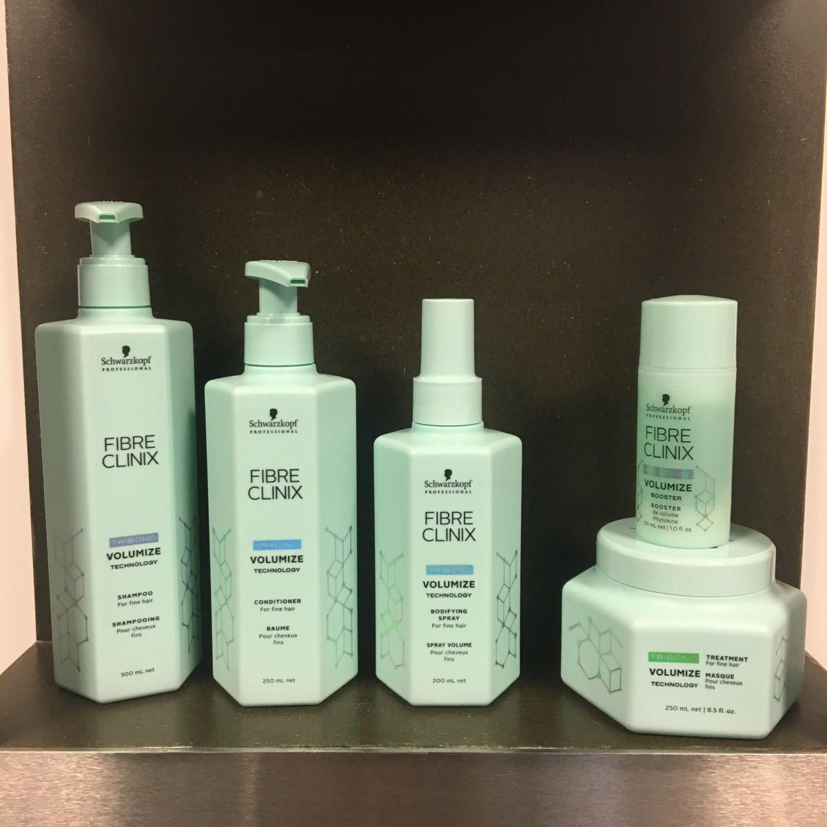Fibre clinix Volumize- Fijn haar