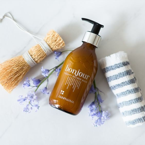 RainPharma Bonjour Therapy Shower W
