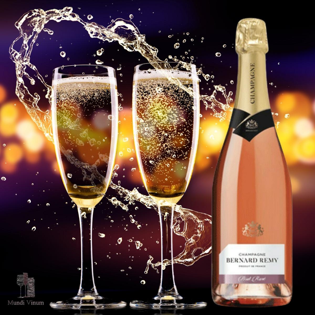 Champagne Bernard Remy Brut