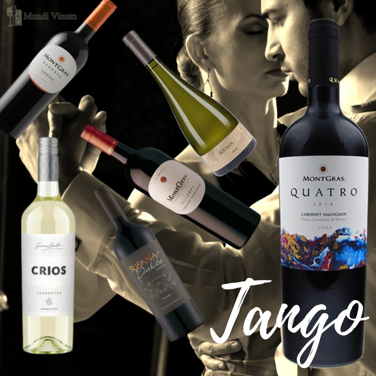 Proefpakket Tango