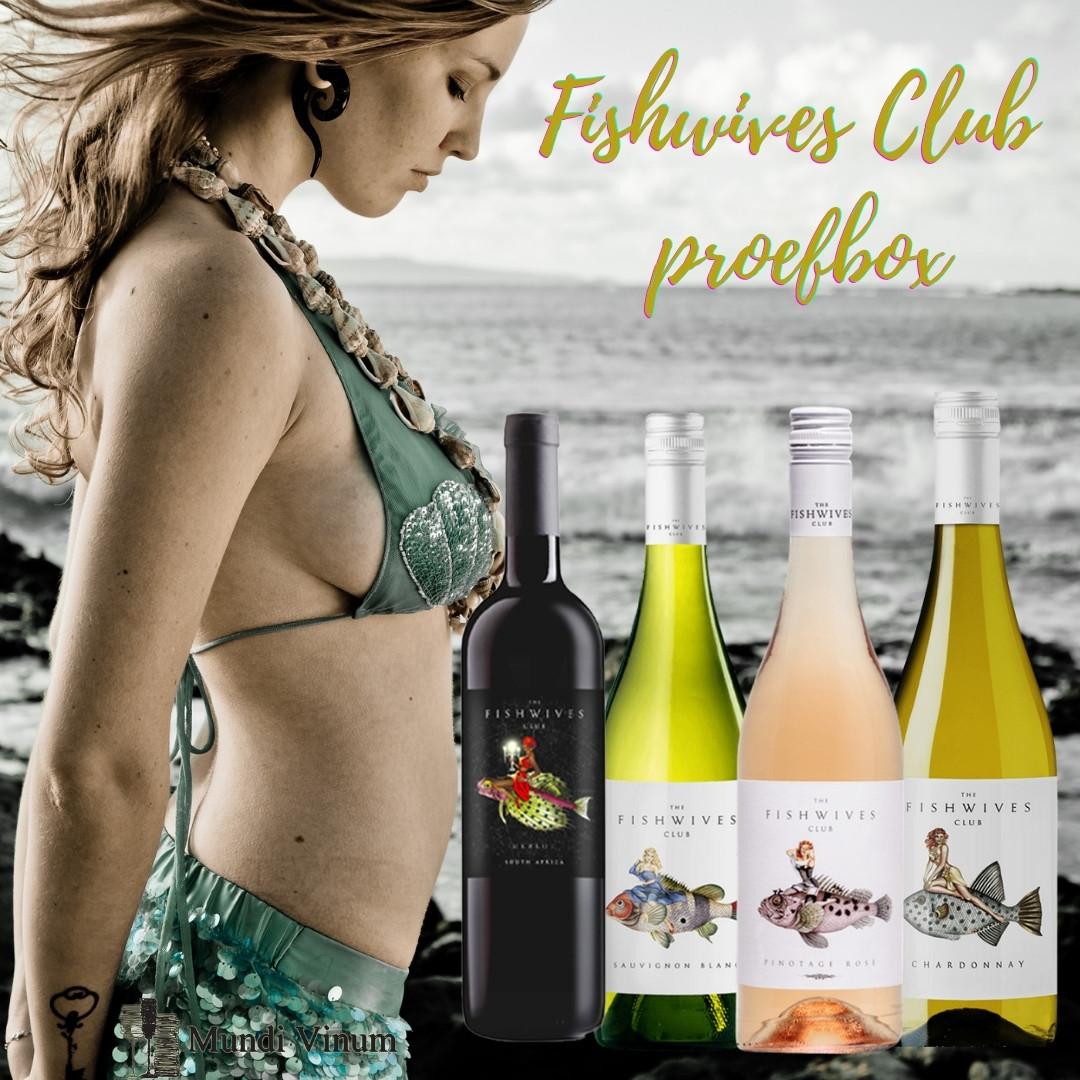 Proefpakket The Fishwives Club