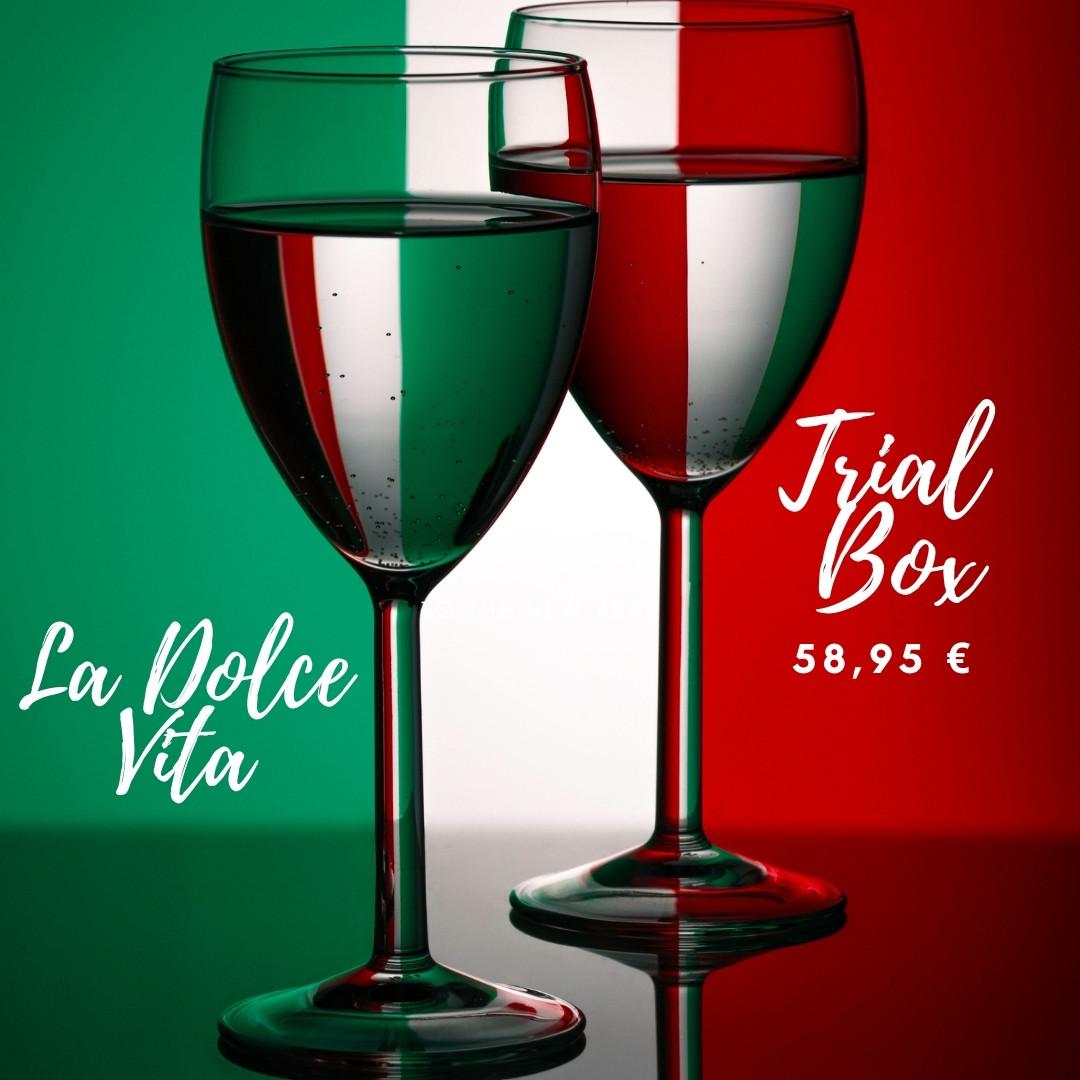 The Italian Box : La Dolce Vita