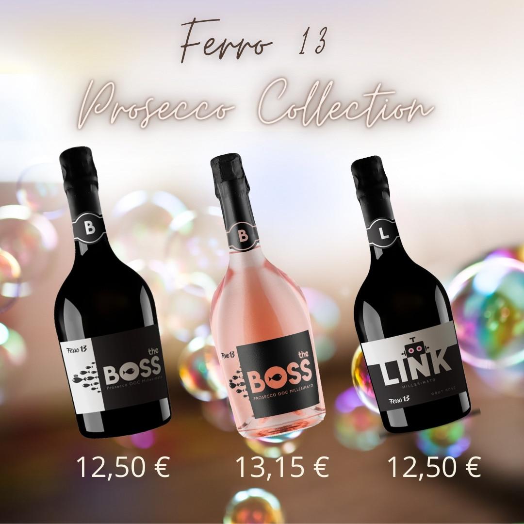 Proefpakket Prosecco Ferro 13