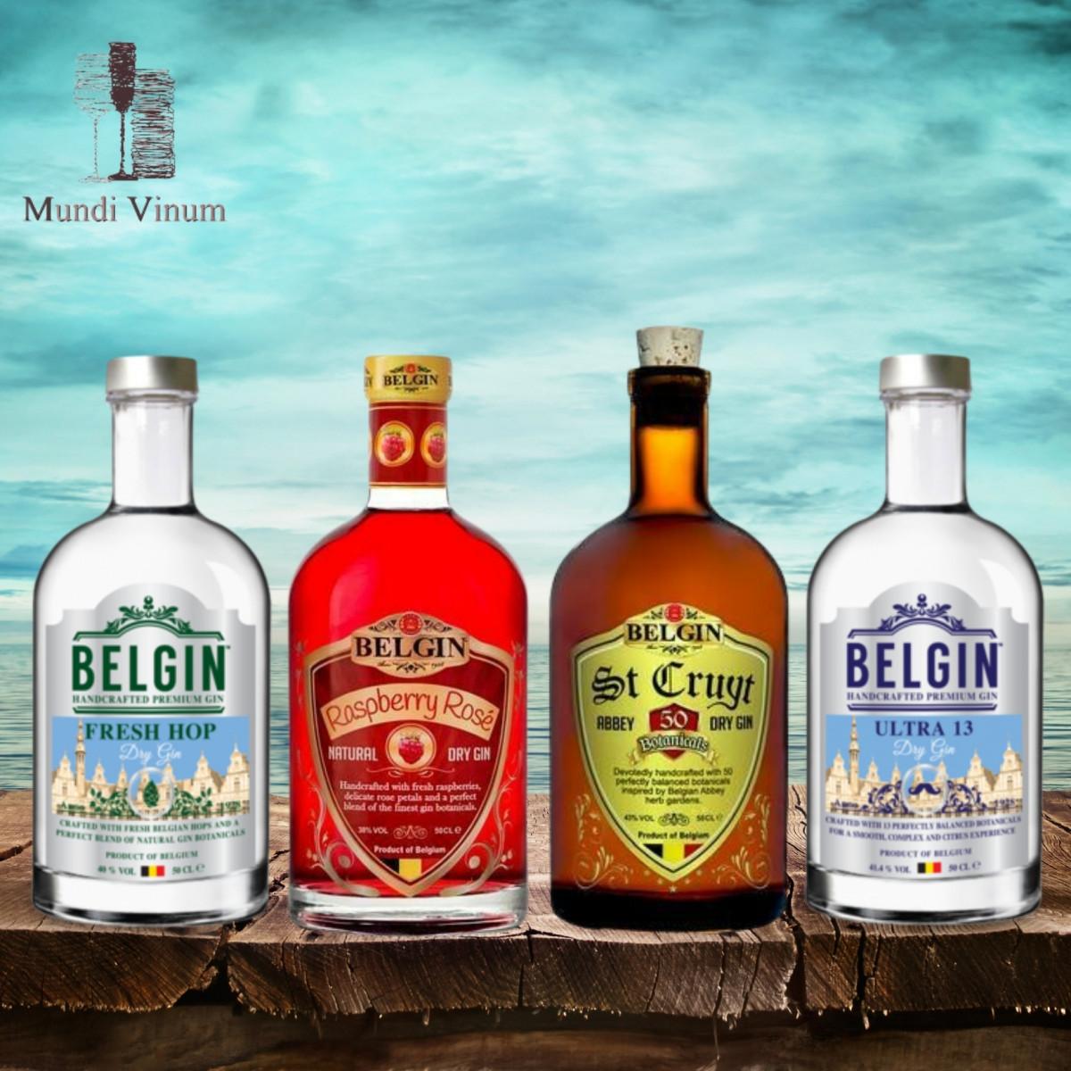 Belgin : Belgische Gins