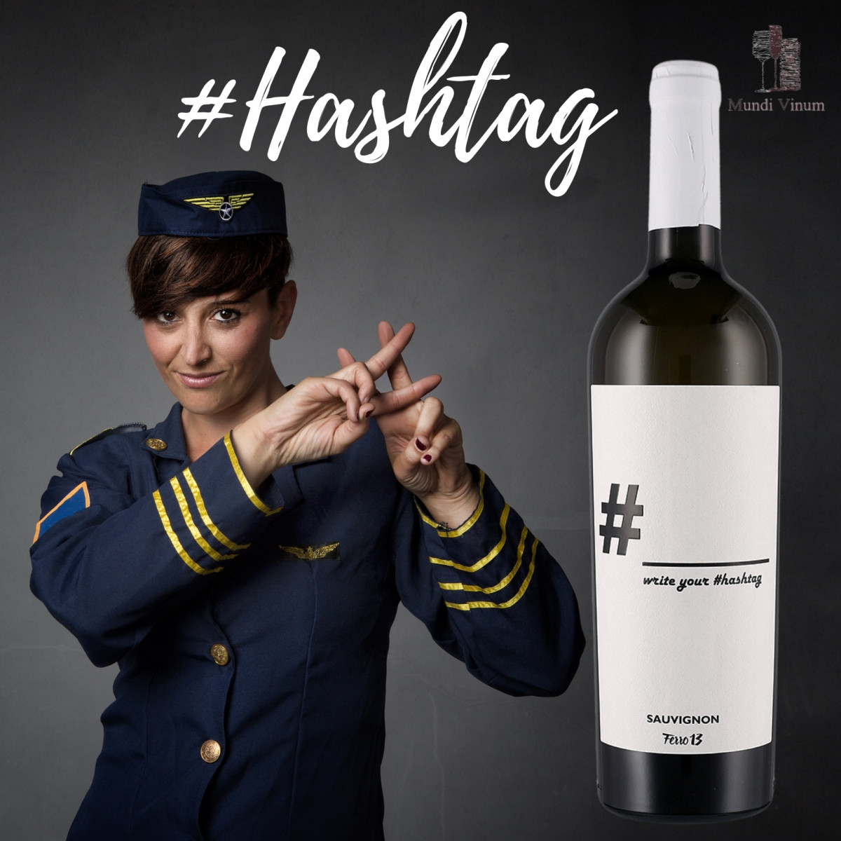 Ferro 13 # Hastag wijn