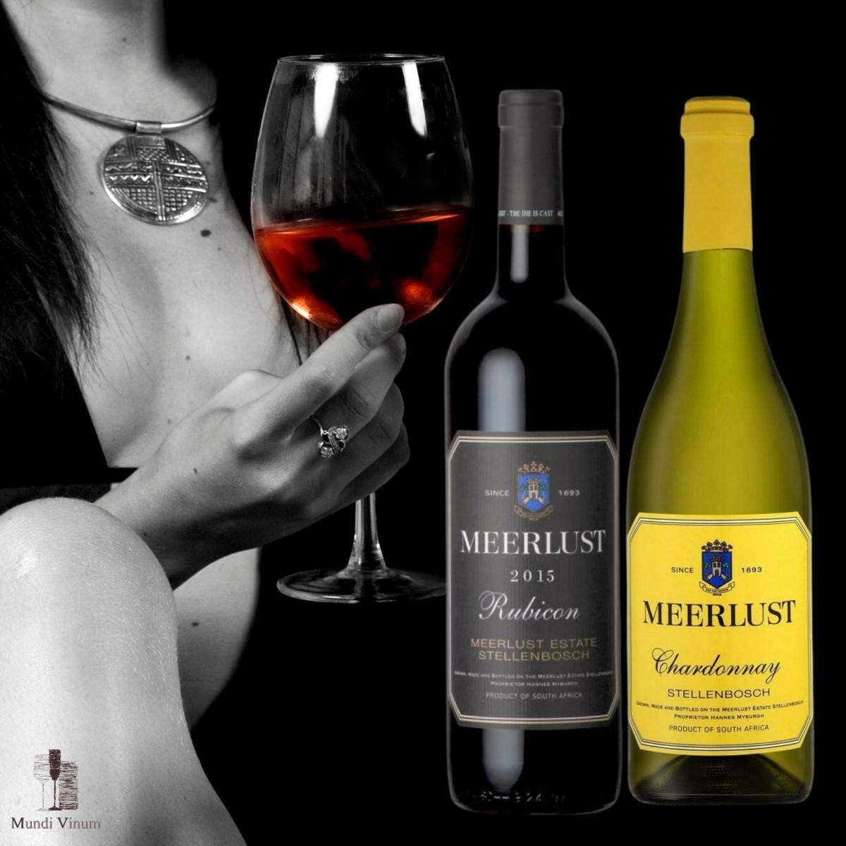 Meerlust wijnen