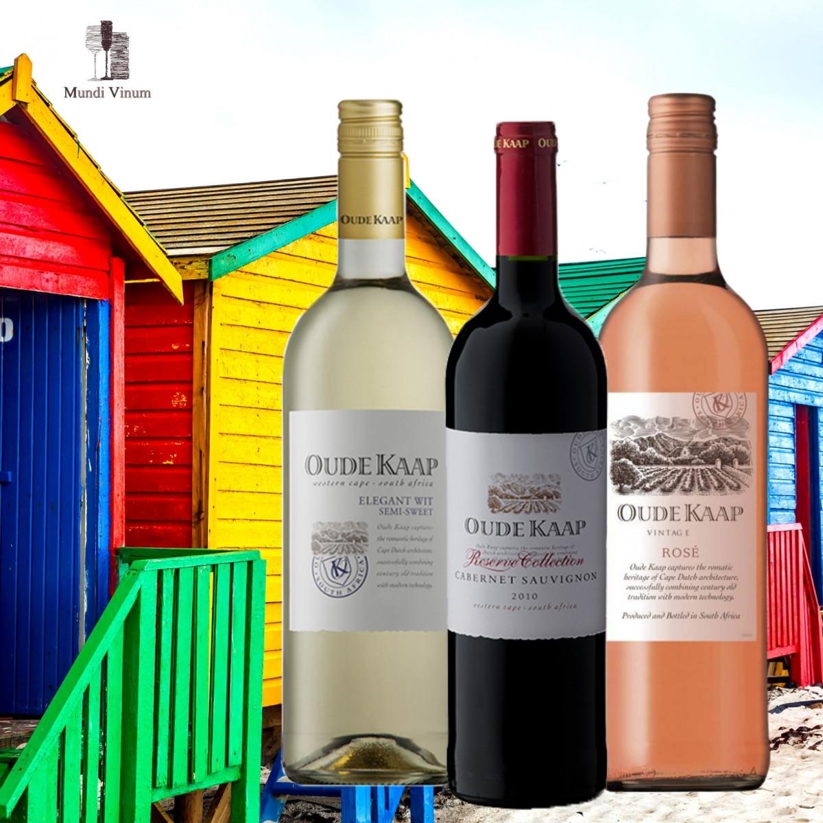 Oude Kaap wijn