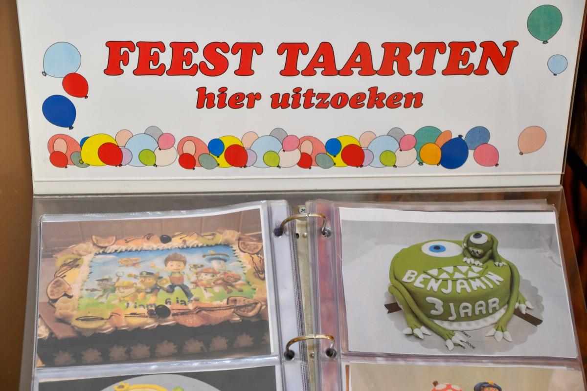 Feest Taarten