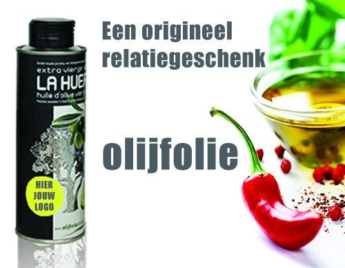 Relatiegeschenk olijfolie