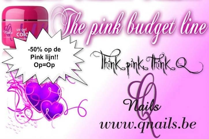 Color Gel Pink Budget Lijn
