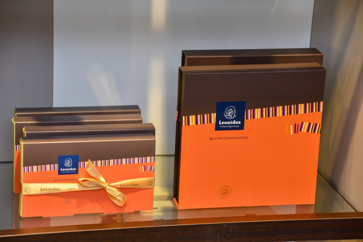 Giftbox Napolitains