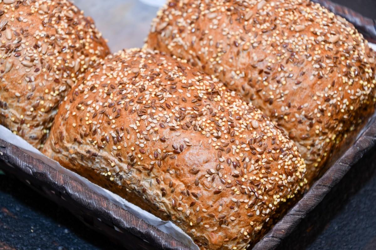 Brood met minder koolhydraten