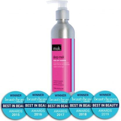 Deep mud ultrazachte shampoo