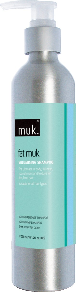 Fat muk volume shampoo