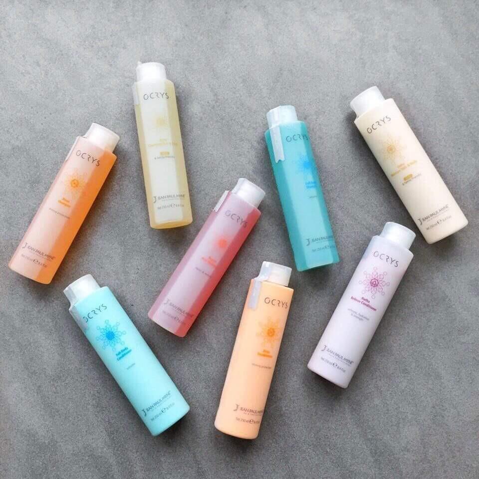 Jean Paul Myne shampoos