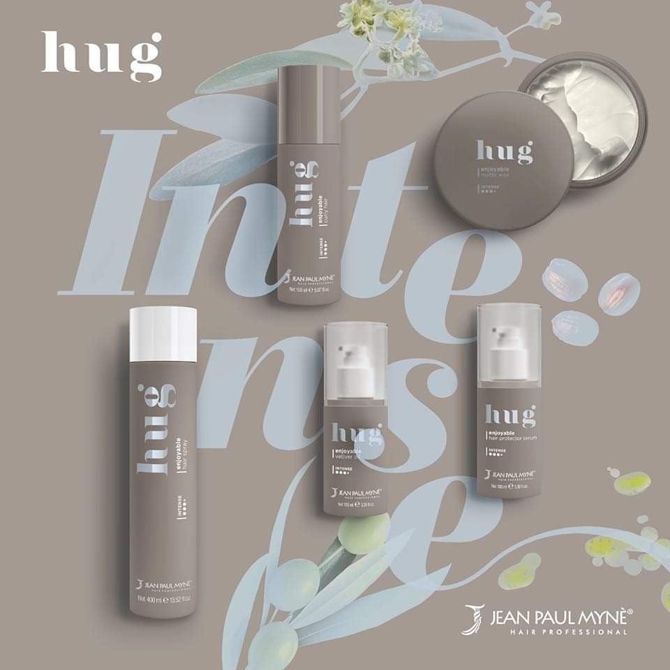HUG stylingsproducten