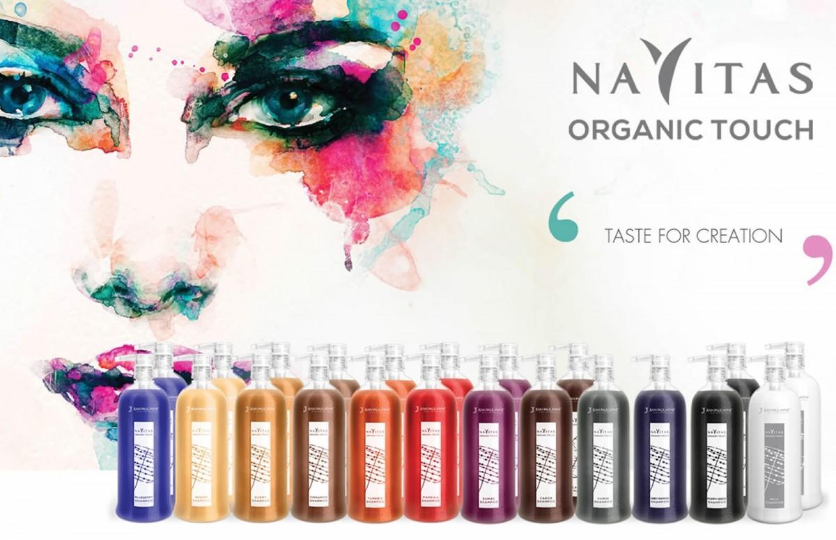 Navitas kleurshampoo & conditioner