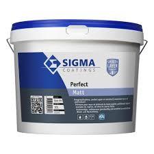 Sigma perfect mat verf