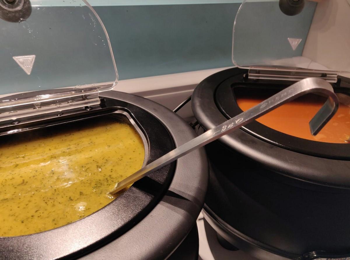 Dagelijks verse soep