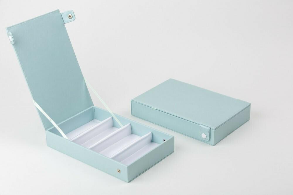 Brilbox leder