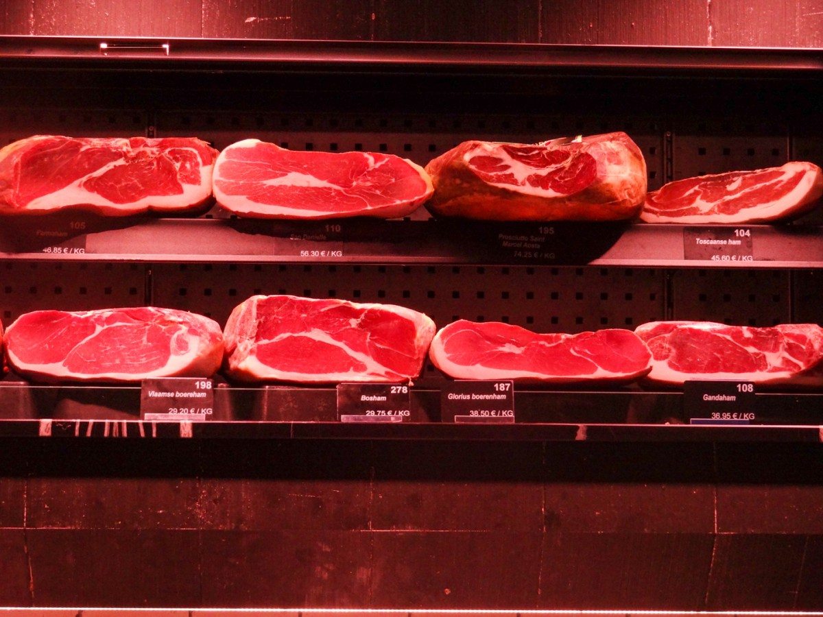 Assortiment Ham