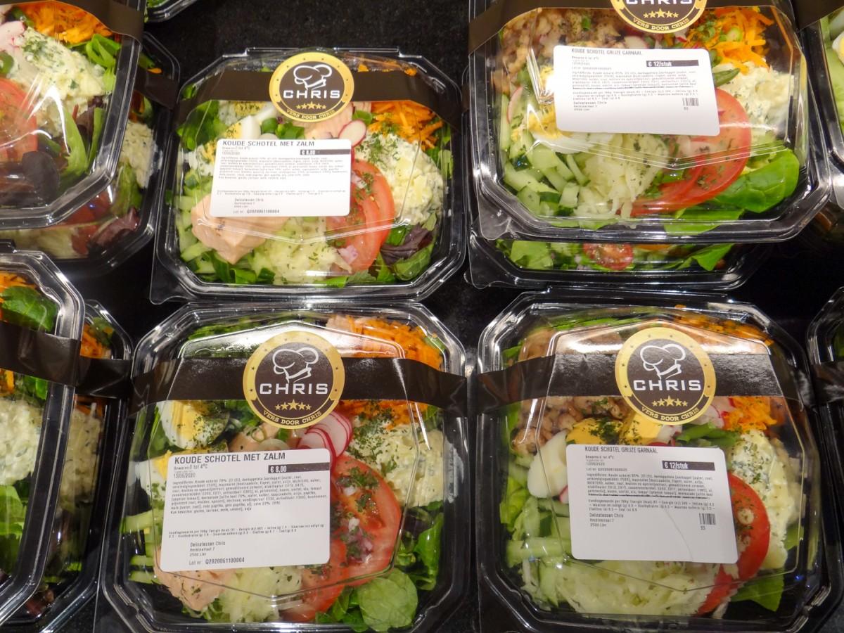 Huisbreidde salades
