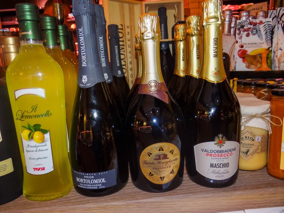Italiaanse Wijnen en Likeuren