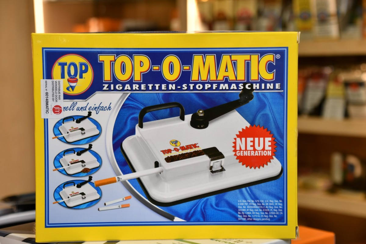 Sigarettenmaker Top-O-Matic