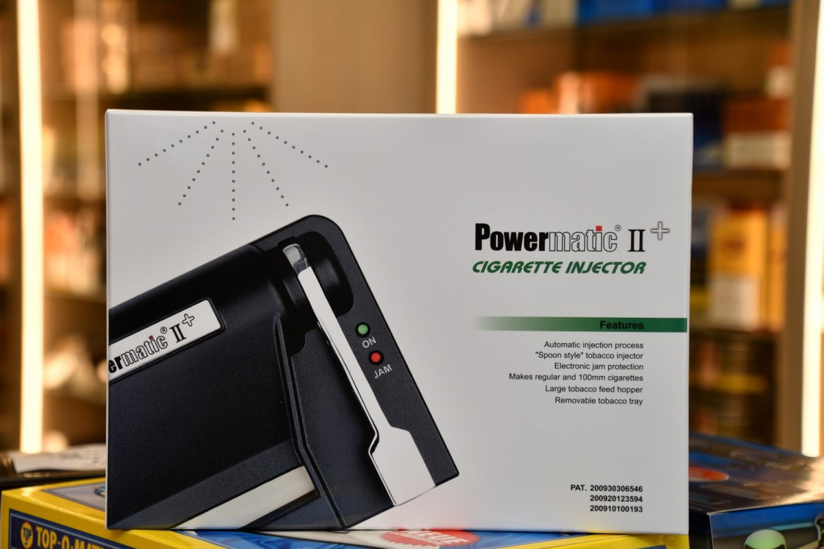 Sigarettenmaker Powermatic II