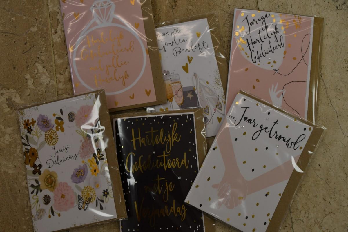 Wenskaarten - Greeting cards
