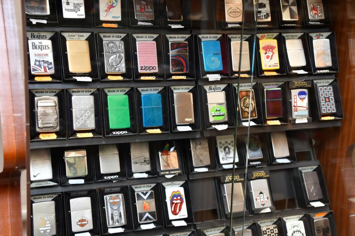 Sigarettenaanstekers