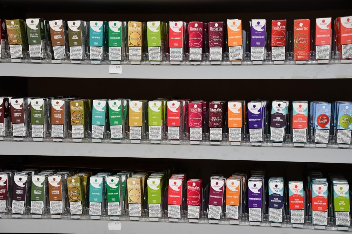 Alles voor uw e-sigaret