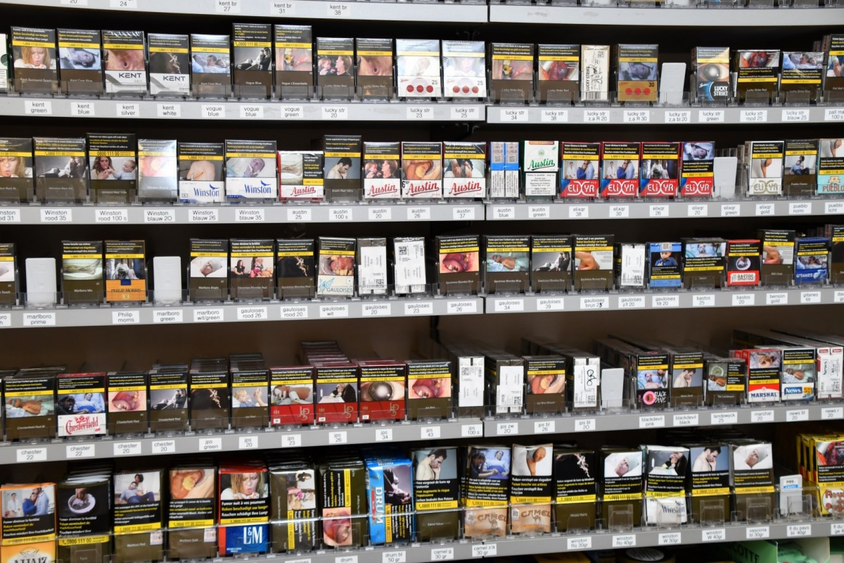 Sigaretten en tabak