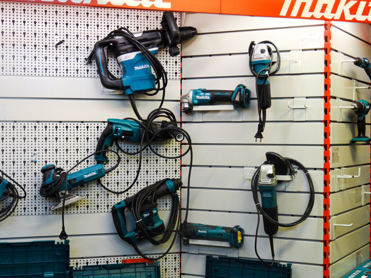 Makita elektrische gereedschappen