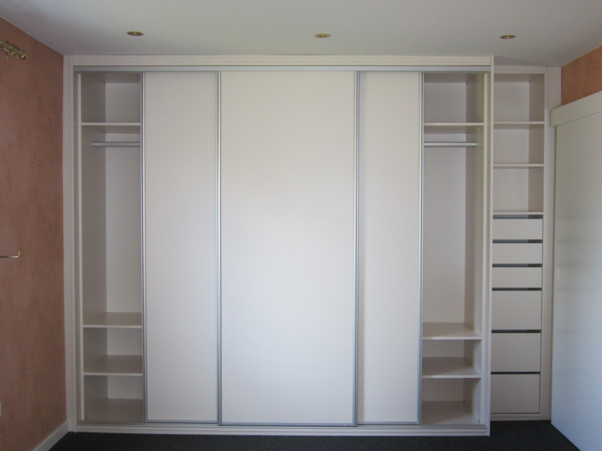 Inbouwkasten / dressings
