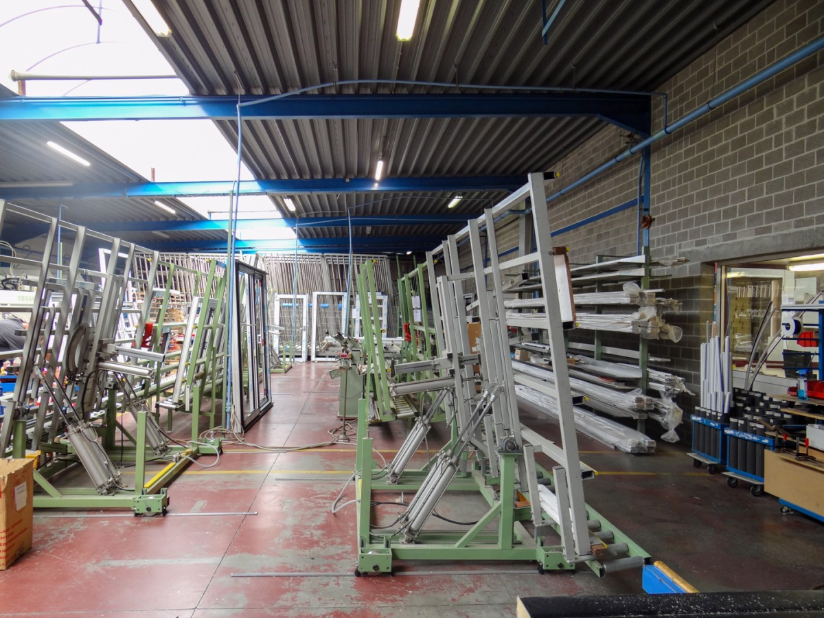 Aluminium / Pvc ramen en deuren