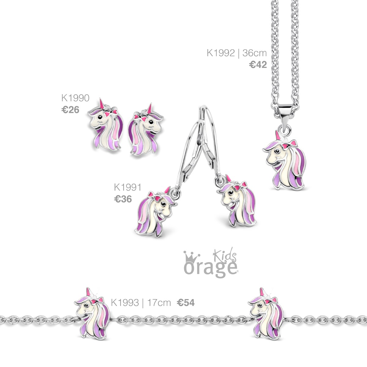 Orage Kids Unicorns